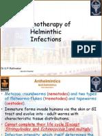 MBBS Antihelmintics [New] 2012