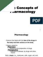 Basic Pharma Notes
