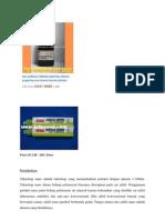 Paper nanolubricant