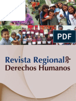 ASIES Revista Regional de Derechos Humanos I, 2009