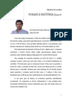 09 Concelho de Mora - Forais e História - Parte 4