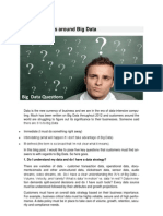 The 5 Questions Around Big Data