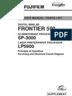 Parts List FR590