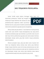 FAKTOR RESIKO TERJADINYA PREEKLAMSIA.doc