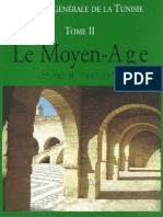 Histoire Générale De La Tunisie tome 2