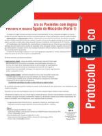 Pacientes com Angina Pectoris e Infarto Agudo do Miocárdio (P1)