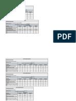 Tariff Plan TRAI Format
