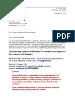 Letter to Barack Obama 13-02-11