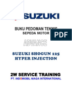 Suzuki Shogun 125 Hyper Injection