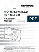 FE 130Advanced Manual