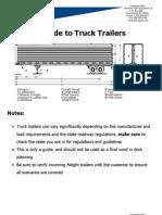 Truck Trailer Guide
