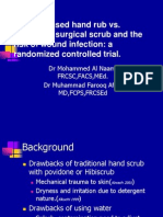 Alcohol Based Hand Rub vs. Traditional Surgical (2)