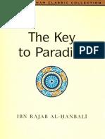 The Key to Paradise - Imam Ibn Rajab Al-Hanbali
