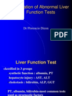 AbnormalL Liver Function Test 2012