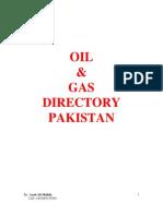 oil & Gas Co. Addresses ( Pakistan)