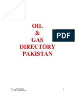 oil & Gas Co. Addresses ( Pakistan)