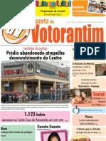 GAZETA DE VOTORANTIM 3A EDIÇAO COMPLETA!
