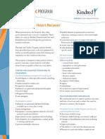 Kindred Nursing Centers Cardiac Specialty Programs