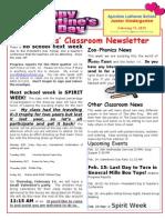 Week 24 Newsletter