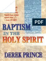 Baptism in the Holy Spirit Derek Prince