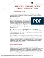 How Power Factor Corection Works