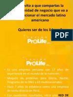 presentacionnegociofuxionprolifeslideshare-111109130421-phpapp01