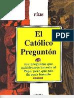 59752029 Rius El Catolico Pregunton