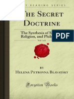 The Secret Doctrine - Volume 1 of 2