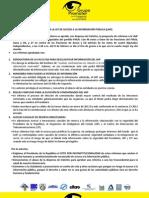 Comunicado Grupo Promotor Reformas LAIP 11FEB