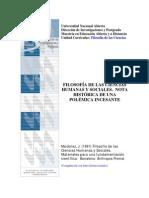 Filososfia de las ciencias humanas y sociales.pdf