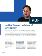 Looking Towards the Future of Development