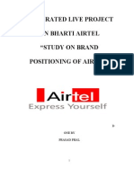 Airtel Live Project