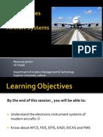 ADC, Autopilot, EFIS, EICAS, EADI, Lec 6