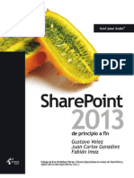 SharePoint 2013 de Principio a Fin - VVAA - Krasis Press