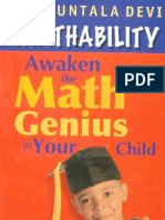 Mathability - Awaken the Math Genius in Your Child