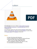 VLC Media Playerprint Out