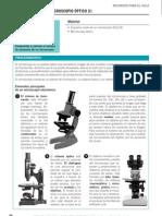 El Microscopio Optico