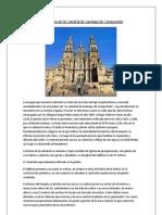 Comentario de La Catedral de Santiago de Compostela