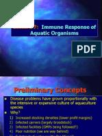 slide on marine fish disease