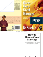 How to Have a Great Marriage - Bo Sanchez