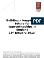 Apprenticeships Jan2013