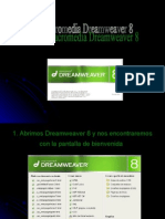 Tutorial de Dream Weaver