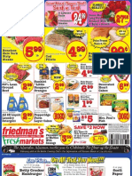 Friedman's Freshmarkets - Weekly Specials - February 14 - 20, 2013