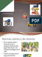 Educación  vial 2010