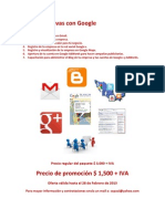 PKT Promuevas Con Google