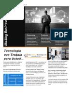 Catalogo General de Servicios 1.1