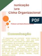 Comunicação - Cultura - Clima