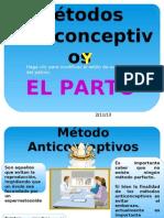 METODOS ANTICONSEPTIVOS