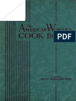 The American  Womans Cook Book