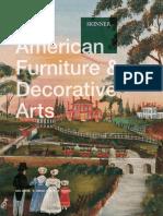 American Furniture & Decorative Arts | Skinner Auction 2640B